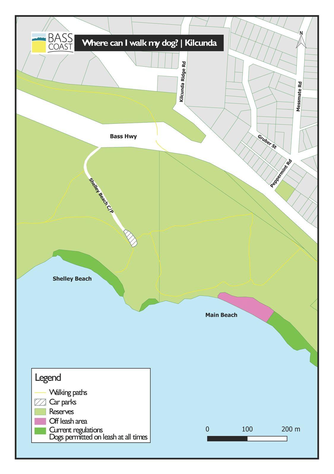 Where can I walk my dog? | Bass Coast Shire